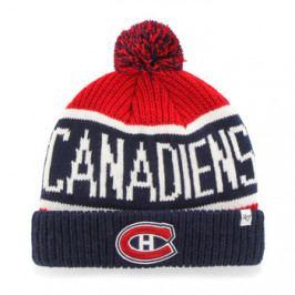 Zimní čepice 47 Brand Calgary Cuff Knit NHL Montreal Canadiens