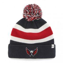 Zimní čepice 47 Brand Breakaway Cuff Knit NHL Washington Capitals
