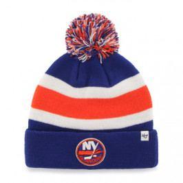 Zimní čepice 47 Brand Breakaway Cuff Knit NHL New York Islanders