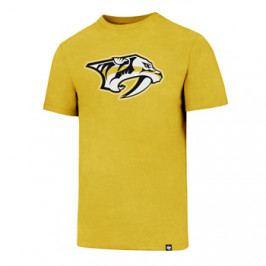 Pánské tričko 47 Brand Club NHL Nashville Predators