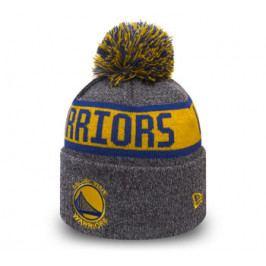 Dětská zimní čepice New Era Marl Knit NBA Golden State Warriors