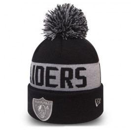 Zimní čepice New Era Team Tonal Knit NFL Oakland Raiders