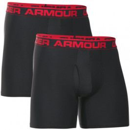 Sada trenek Under Armour Boxerjock 2-Pack Black