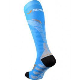Kompresní podkolenky ROYAL BAY Neon 2.0 Blue