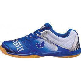 Sálová obuv Butterfly Lezoline Groovy Blue