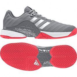 Pánská tenisová obuv adidas Barricade 2018 Boost Grey