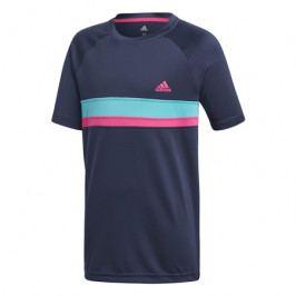 Dětské tričko adidas B Club C/B Tee Navy
