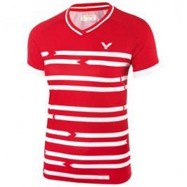 Dámské funkční tričko Victor Denmark 6618 Denmark Red