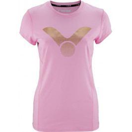 Dámské funkční tričko Victor 6518 Rosé