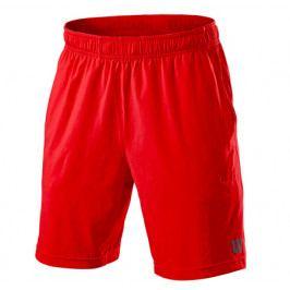Pánské šortky Wilson Uwii Woven 8 Short Red