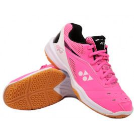Dámská sálová obuv Yonex Power Cushion 65 R2 Bright Pink