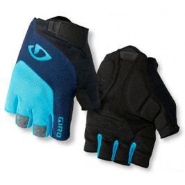 Cyklistické rukavice GIRO Bravo černo-modré