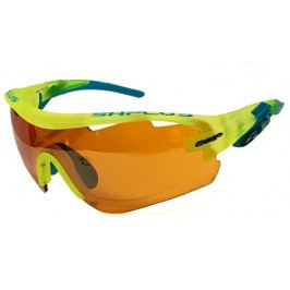 Cyklistické brýle SH+ RG 5100 Reactive Flash žluto-modré