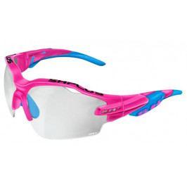 Cyklistické brýle SH+ RG 5000 Reactive Pro fuchsia-modré
