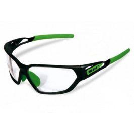 Cyklistické brýle SH+ RG 4701 Reactive Pro černo-zelené