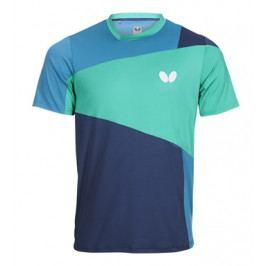 Pánské tričko Butterfly Mito Blue