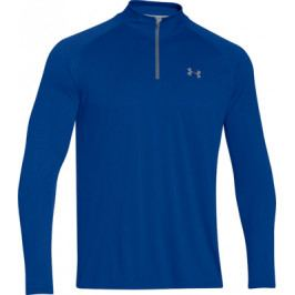 Pánská mikina Under Armour Tech 1/4 Zip Blue