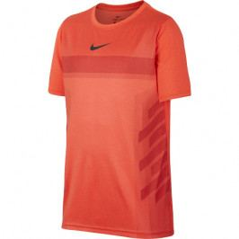 Dětské tričko Nike Court Legend Rafa Hyper Crimson