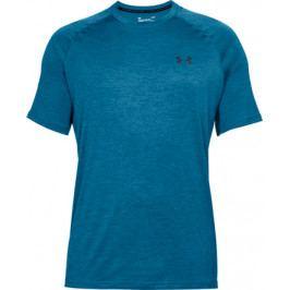 Pánské tričko Under Armour Tech SS Dark Blue