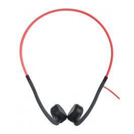AfterShokz Sportz Titanium sluchátka před uši červená
