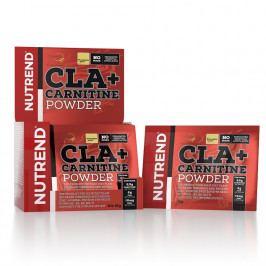Nutrend CLA + Carnitine Powder 10 x 12 g