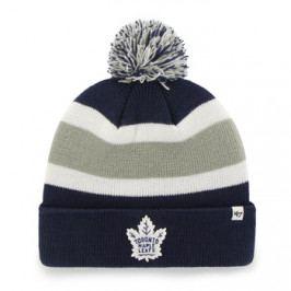 Zimní čepice 47 Brand Breakaway Cuff Knit NHL Toronto Maple Leafs