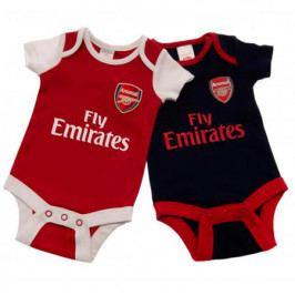 Dětské body Arsenal FC 2 kusy