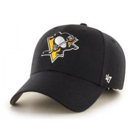 Kšiltovka 47 Brand MVP NHL Pittsburgh Penguins černá