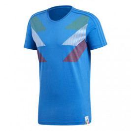 Pánské tričko adidas Country Identity Itálie modré