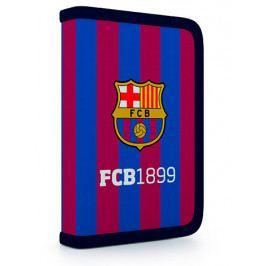 Penál jednopatrový FC Barcelona - prázdný