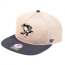 Kšiltovka 47 Brand Chaff Two Tone NHL Pittsburgh Penguins