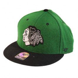 Kšiltovka 47 Brand Varsity Wool NHL Chicago Blackhawks