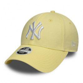 Dámská kšiltovka New Era 9Forty League Essential MLB New York Yankees Yellow