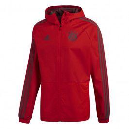 Pánská bunda adidas FC Bayern Mnichov červená