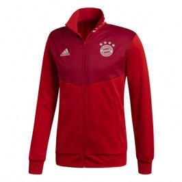 Pánská sportovní bunda adidas 3-Stripes FC Bayern Mnichov červená