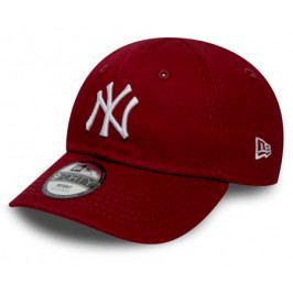 Dětská kšiltovka New Era League Essential 9Forty Infant MLB New York Yankees Red/White