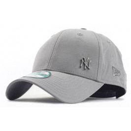 Kšiltovka New Era 9Forty Flawless MLB New York Yankees Gray