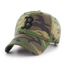 Kšiltovka 47 Brand Clean Up MLB Boston Red Sox Camo