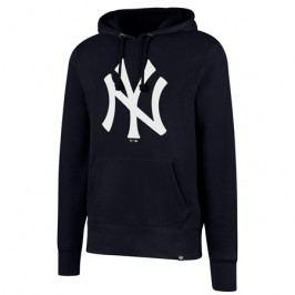 Pánská mikina s kapucí 47 Brand Imprint Headline MLB New York Yankees