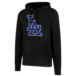 Pánská mikina s kapucí 47 Brand Imprint Headline MLB Los Angeles Dodgers