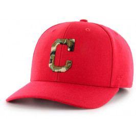 Kšiltovka 47 Brand MVP DP Camfill MLB Cleveland Indians