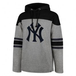 Pánská mikina s kapucí 47 Brand Huron Hood MLB New York Yankees