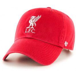 Kšiltovka 47 Brand Clean Up Liverpool FC červená