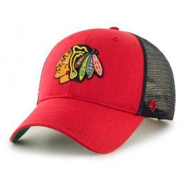 Kšiltovka 47 Brand Trucker Branson MVP NHL Chicago Blackhawks Red