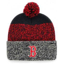Zimní čepice 47 Brand Static Cuff Knit MLB Boston Red Sox