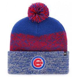 Zimní čepice 47 Brand Static Cuff Knit MLB Chicago Cubs
