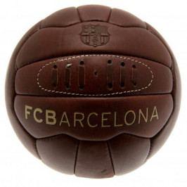 Retro fotbalový míč FC Barcelona