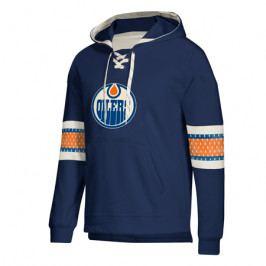 Pánská mikina s kapucí adidas Jersey Hood NHL Edmonton Oilers