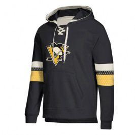 Pánská mikina s kapucí adidas Jersey Hood NHL Pittsburgh Penguins