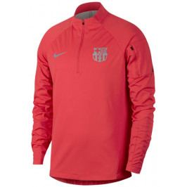 Pánské fotbalové tréninkové tričko Nike Shield Squad FC Barcelona